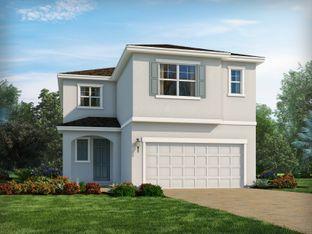 Aspen - Ashcroft at Watergrass: Wesley Chapel, Florida - Meritage Homes