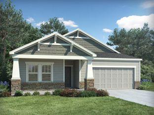Camden - Amberley - The Piedmont Series: Belmont, North Carolina - Meritage Homes