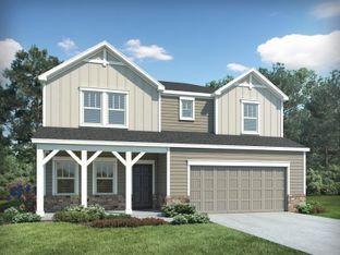 Dalton - Amberley - The Piedmont Series: Belmont, North Carolina - Meritage Homes