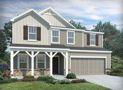 Chastain - Amberley - The Piedmont Series: Belmont, North Carolina - Meritage Homes