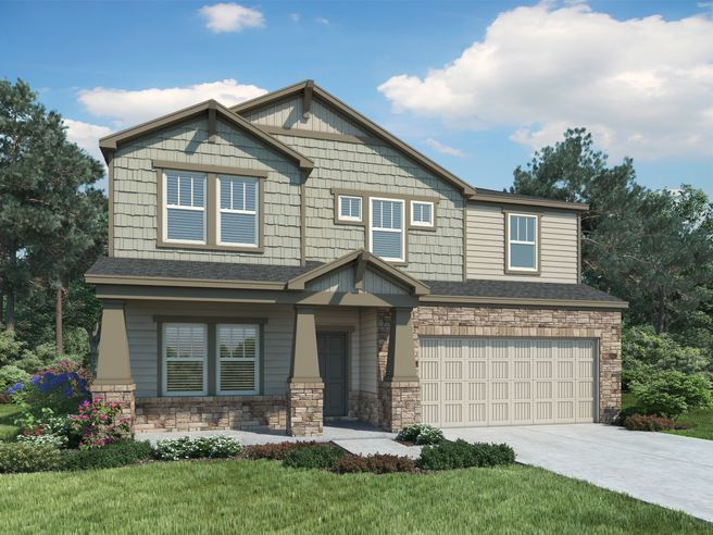 4054 Armstrong Farm Drive (Chastain)