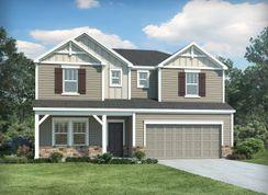 Savannah - Amberley - The Piedmont Series: Belmont, North Carolina - Meritage Homes