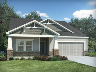 Camden II - Amberley - The Piedmont Series: Belmont, North Carolina - Meritage Homes