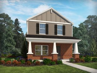 Oxford II - Amberley - The Promenade Series: Belmont, North Carolina - Meritage Homes