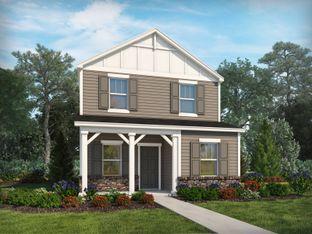 Rutledge II - Amberley - The Promenade Series: Belmont, North Carolina - Meritage Homes