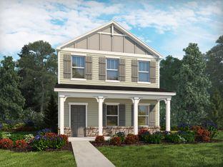 Lockwood II - Amberley - The Promenade Series: Belmont, North Carolina - Meritage Homes