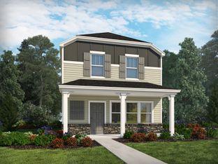 Tanner II - Amberley - The Promenade Series: Belmont, North Carolina - Meritage Homes