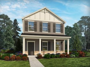 Calhoun II - Amberley - The Promenade Series: Belmont, North Carolina - Meritage Homes