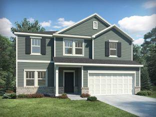 Brooklyn - Amberley - The Piedmont Series: Belmont, North Carolina - Meritage Homes