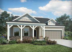 Grayson II - Amberley - The Piedmont Series: Belmont, North Carolina - Meritage Homes