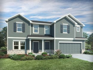Bentley II - Lost River: Simpsonville, South Carolina - Meritage Homes