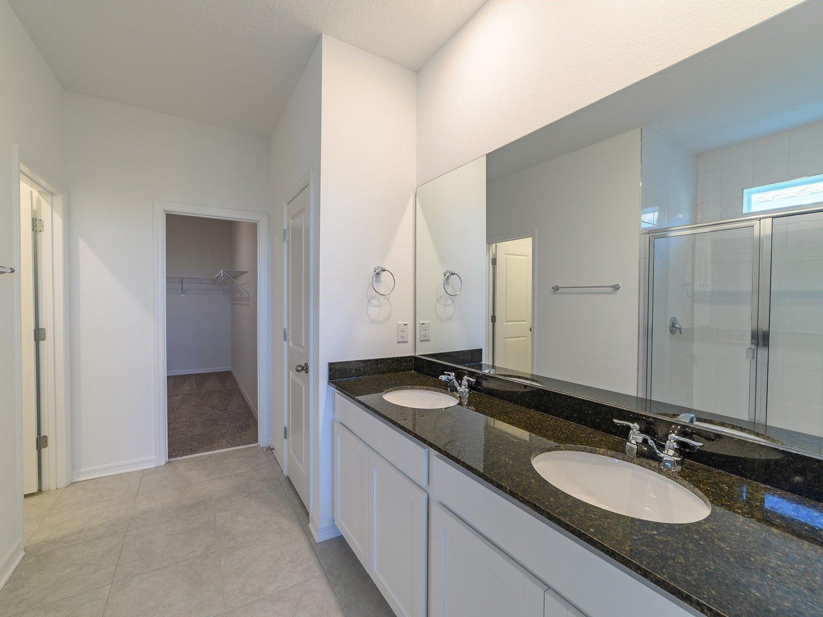 Bathroom featured in the Sunstar By Meritage Homes in Sarasota-Bradenton, FL