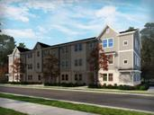 City Park - The Heights Series by Meritage Homes in Charlotte North Carolina