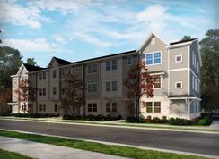 Aden - City Park - The Heights Series: Charlotte, North Carolina - Meritage Homes