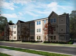 Pembrooke - City Park - The Heights Series: Charlotte, North Carolina - Meritage Homes