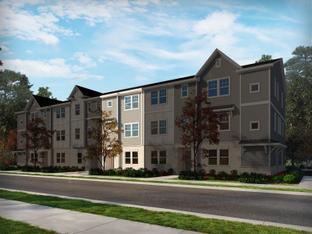 Somerset - City Park - The Heights Series: Charlotte, North Carolina - Meritage Homes