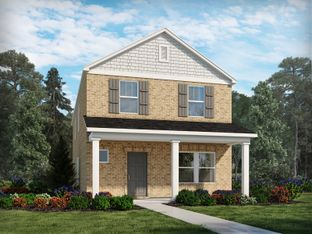 Tanner II - Mint Hill Village: Charlotte, North Carolina - Meritage Homes
