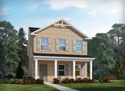 Calhoun II - Mint Hill Village: Charlotte, North Carolina - Meritage Homes