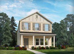 Calhoun II - Mint Hill Village: Mint Hill, North Carolina - Meritage Homes