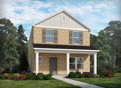 Tanner II - Mint Hill Village: Mint Hill, North Carolina - Meritage Homes