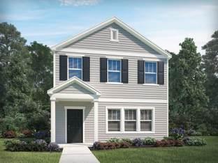 Calhoun - Brickyard: Cary, North Carolina - Meritage Homes