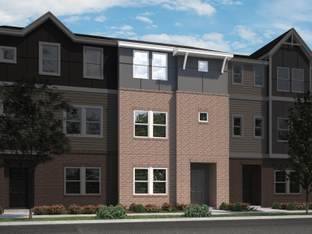 Statesville - Brickyard Townhomes: Cary, North Carolina - Meritage Homes