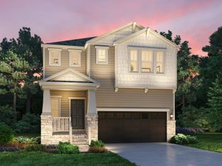 Sienna - 12 Oaks - The Park Collection: Holly Springs, North Carolina - Meritage Homes