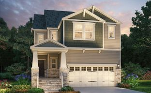 12 Oaks - The Park Collection by Meritage Homes in Raleigh-Durham-Chapel Hill North Carolina