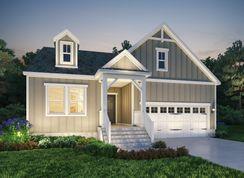 Baldwin - 12 Oaks - The Enclave Collection: Holly Springs, North Carolina - Meritage Homes