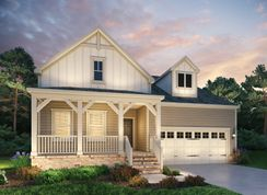 Granville - 12 Oaks - The Enclave Collection: Holly Springs, North Carolina - Meritage Homes