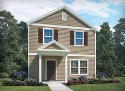 Tanner - Brickyard: Cary, North Carolina - Meritage Homes