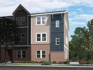 Ashlar - Brickyard Townhomes: Cary, North Carolina - Meritage Homes
