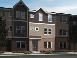 Pinehall - Brickyard Townhomes: Cary, North Carolina - Meritage Homes