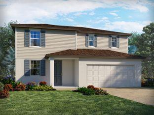 Iris - Bristol Meadows: Zephyrhills, Florida - Meritage Homes
