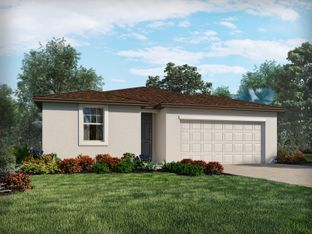 Bluebell - The Reserve at Van Oaks: Auburndale, Florida - Meritage Homes