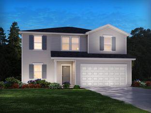 Brentwood - Grays Creek: Spartanburg, South Carolina - Meritage Homes