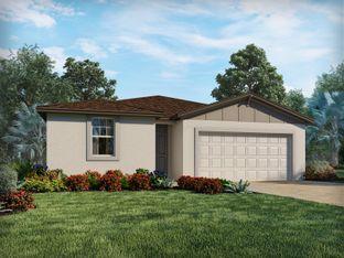 Bluebell - Bristol Meadows: Zephyrhills, Florida - Meritage Homes
