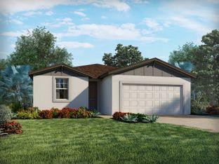 Daphne - Bristol Meadows: Zephyrhills, Florida - Meritage Homes