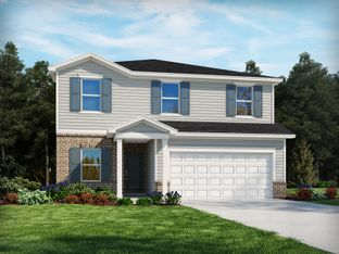 Rockwell - The Woods at Clover Glen: Cane Ridge, Tennessee - Meritage Homes