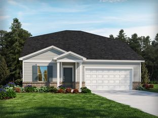 Manchester - The Woods at Clover Glen: Cane Ridge, Tennessee - Meritage Homes