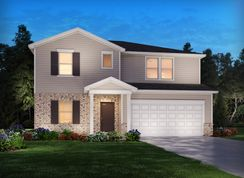 Sherwood - The Woods at Clover Glen: Cane Ridge, Tennessee - Meritage Homes