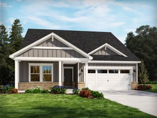 Carolina - Nolen Farm: Gastonia, North Carolina - Meritage Homes
