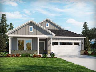 Buchanan - Nolen Farm: Gastonia, North Carolina - Meritage Homes
