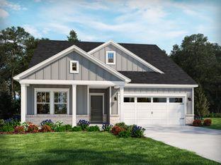 Northbrook - Nolen Farm: Gastonia, North Carolina - Meritage Homes