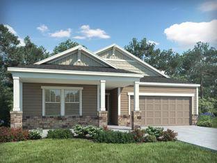 Nicholson - Highland Chase: Simpsonville, South Carolina - Meritage Homes
