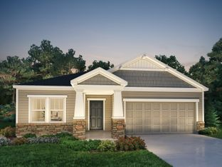 Henley - Parkview Glen: Pelzer, South Carolina - Meritage Homes