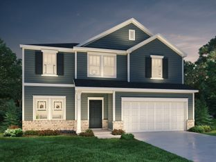 Brooklyn - Parkview Glen: Pelzer, South Carolina - Meritage Homes