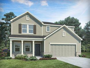 Dalton - Highland Chase: Simpsonville, South Carolina - Meritage Homes