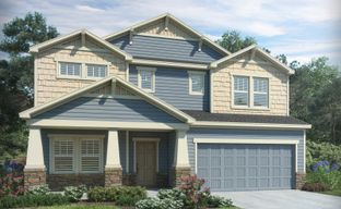 Highland Chase by Meritage Homes in Greenville-Spartanburg South Carolina