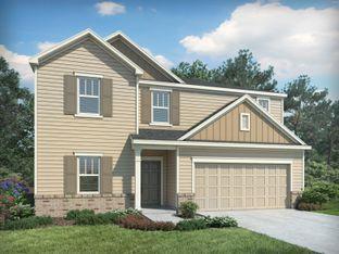 Chastain - Highland Chase: Simpsonville, South Carolina - Meritage Homes